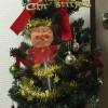 ニトリで購入したクリスマスツリー