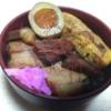 【ふるさと納税】黒豚三昧丼が届きました【鹿児島県志布志市】